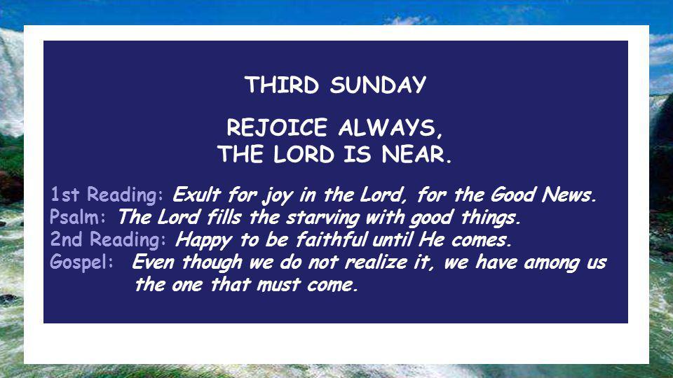 Music: Star of David (Advent) Arvo Pärt Cycle B 3rd Sunday of Advent December 14, 2014
