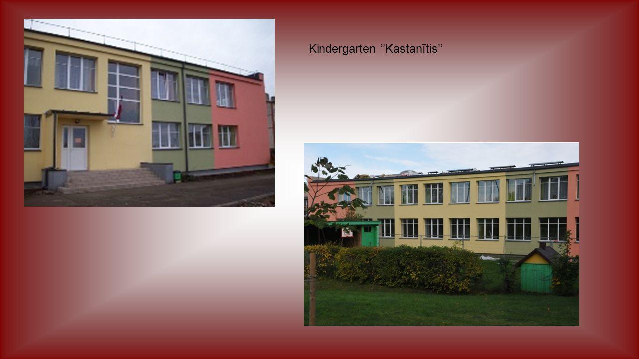 Kindergarten ''Kastanītis''