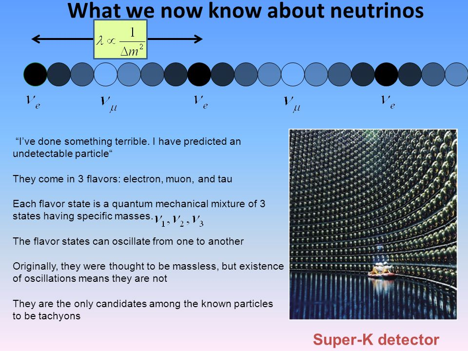 The only known candidates for being tachyons are one of the 3 types of neutrinos.