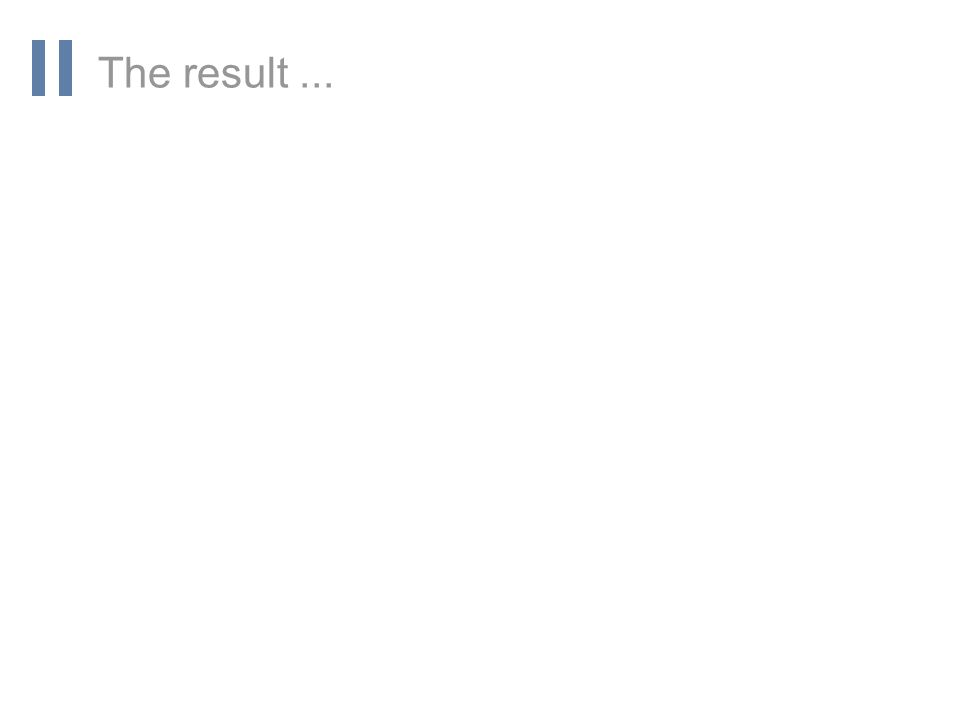 www.orbis-software.com The result...