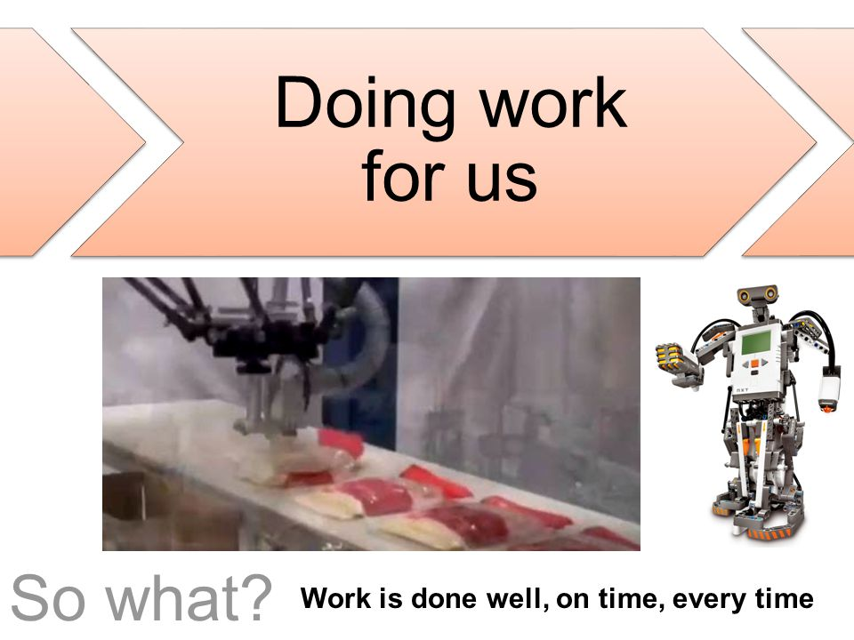 www.orbis-software.com So what Work is done well, on time, every time