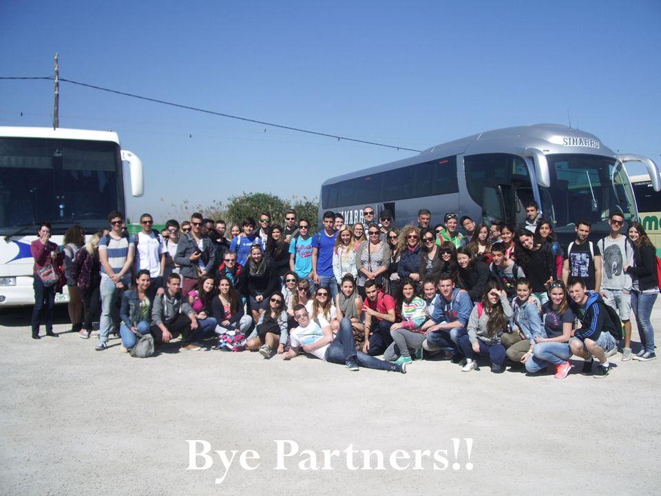 Bye Partners!!