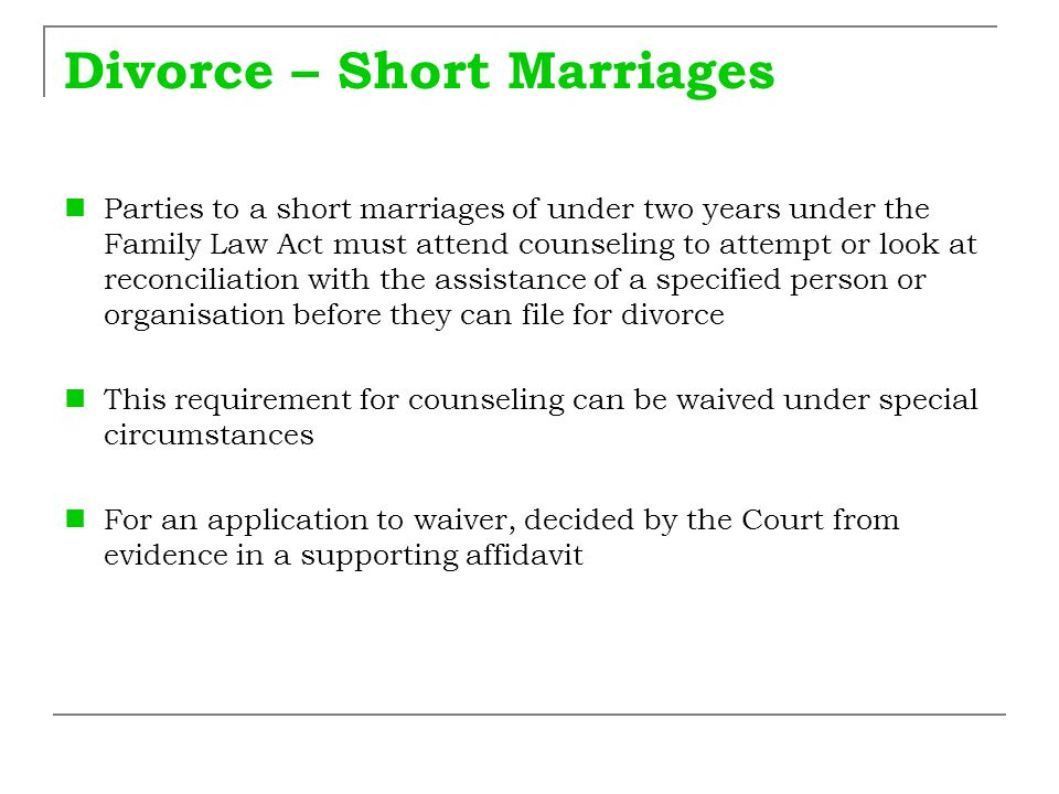 Divorce – Decree Nisi and Decree Absolute If your application for divorce is approved in Court you will be granted a 'decree nisi' on that day Following this one month later you will receive a 'decree absolute' and you will be free to remarry CHANGE YOUR WILL