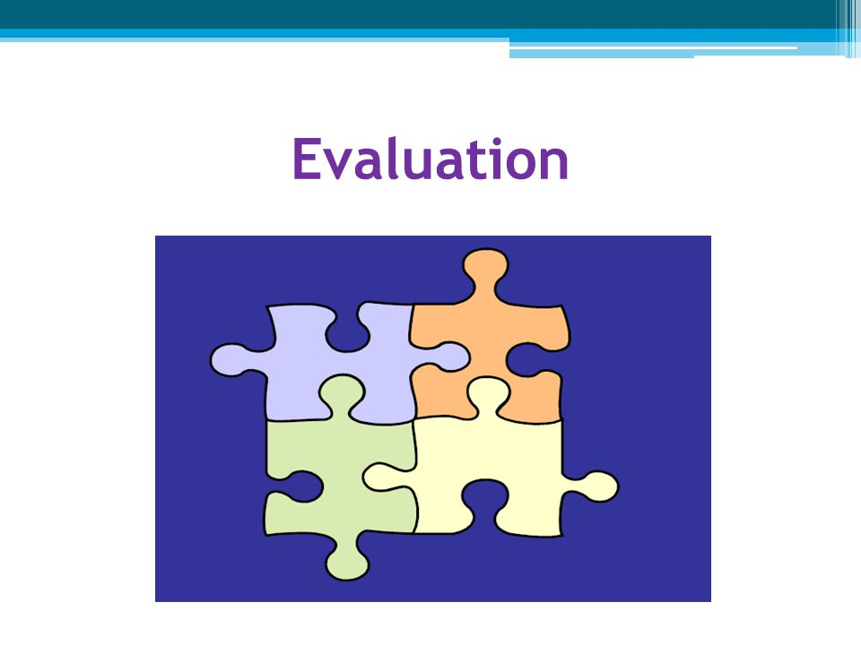 Evaluation can focus on: Projects normally consist of a set of activities undertaken to achieve specific objectives within a given budget and time period.