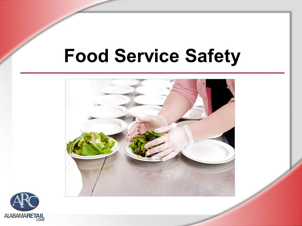 Food Service Safety
