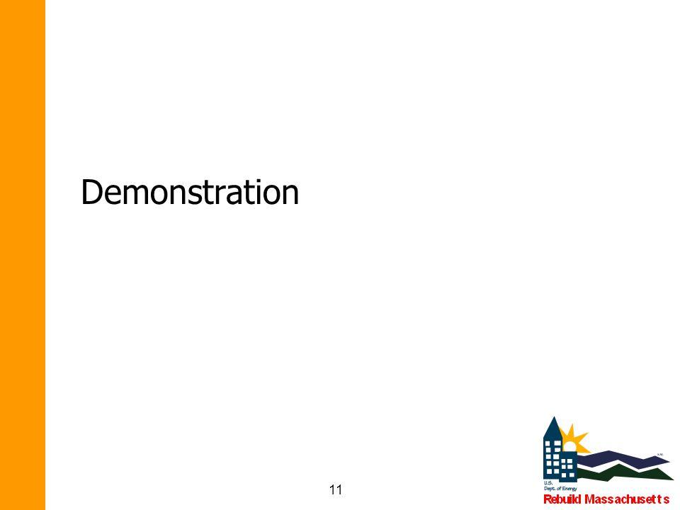 11 Demonstration