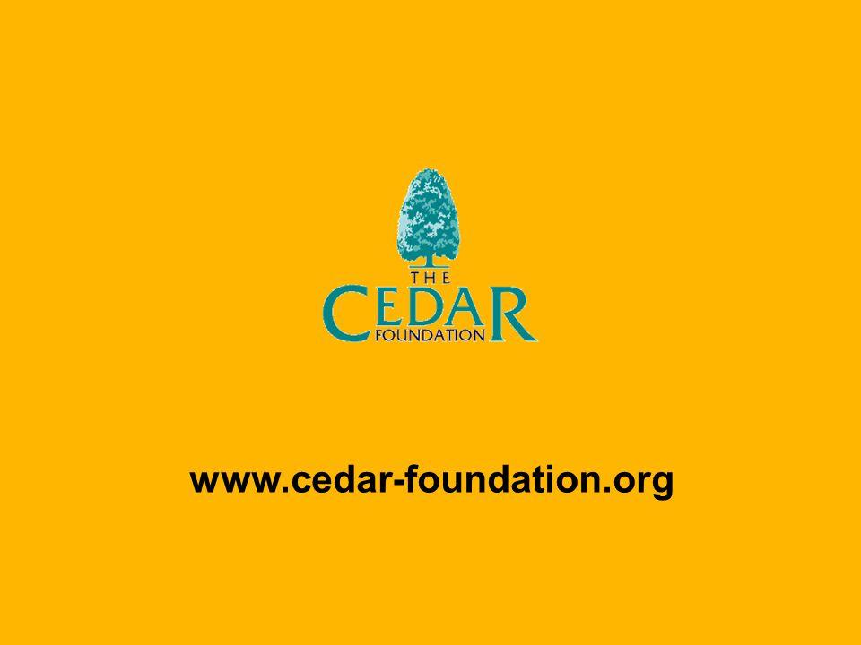 www.cedar-foundation.org