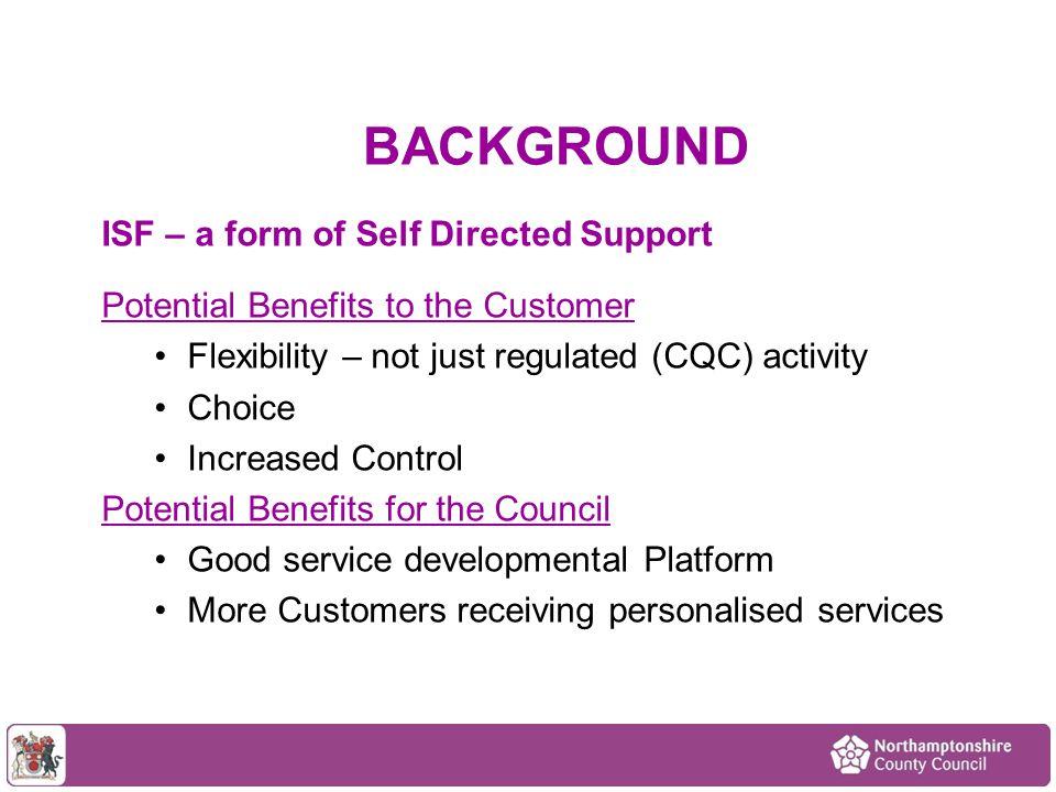 Work undertaken so far: Variation to Framework Agreement Service Specification & other Schedules, e.g.