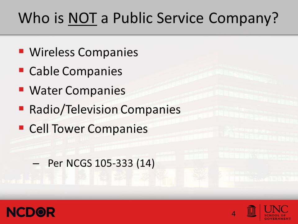 Commonly Asked Questions  Does the NCDOR perform audits on the PSC.