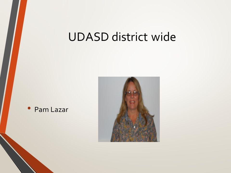 UDASD district wide Pam Lazar