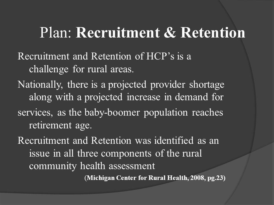 """Reason Healthcare Providers Avoid Practicing in Rural Areas """"The reasons given for not wanting to practice in rural areas had less to do with the amen"""