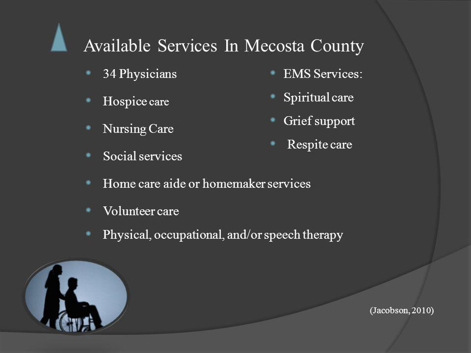 The State Rural Health Plan serves as a guide to aid in providing care to rural areas in Michigan. The approved goals by the Advisory Group for rural