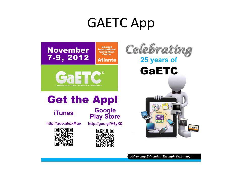 GAETC App