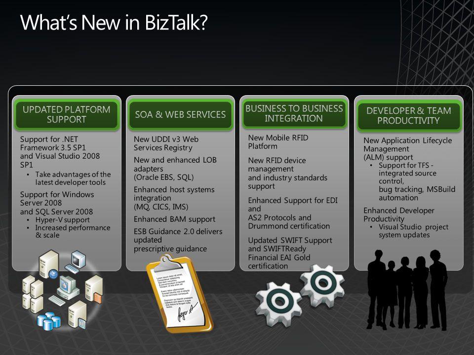 What's New in BizTalk