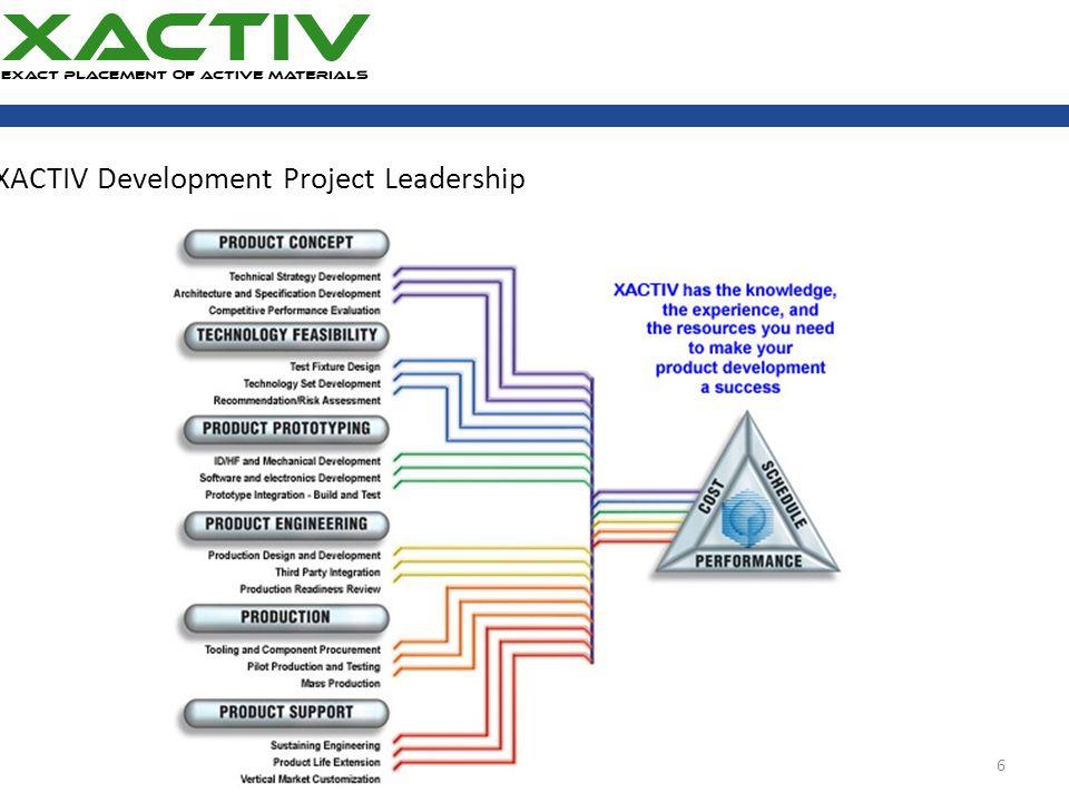 XACTIV Development Project Leadership 6