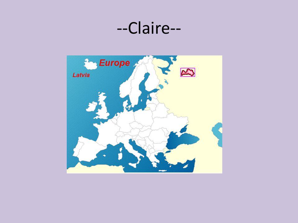 --Claire--