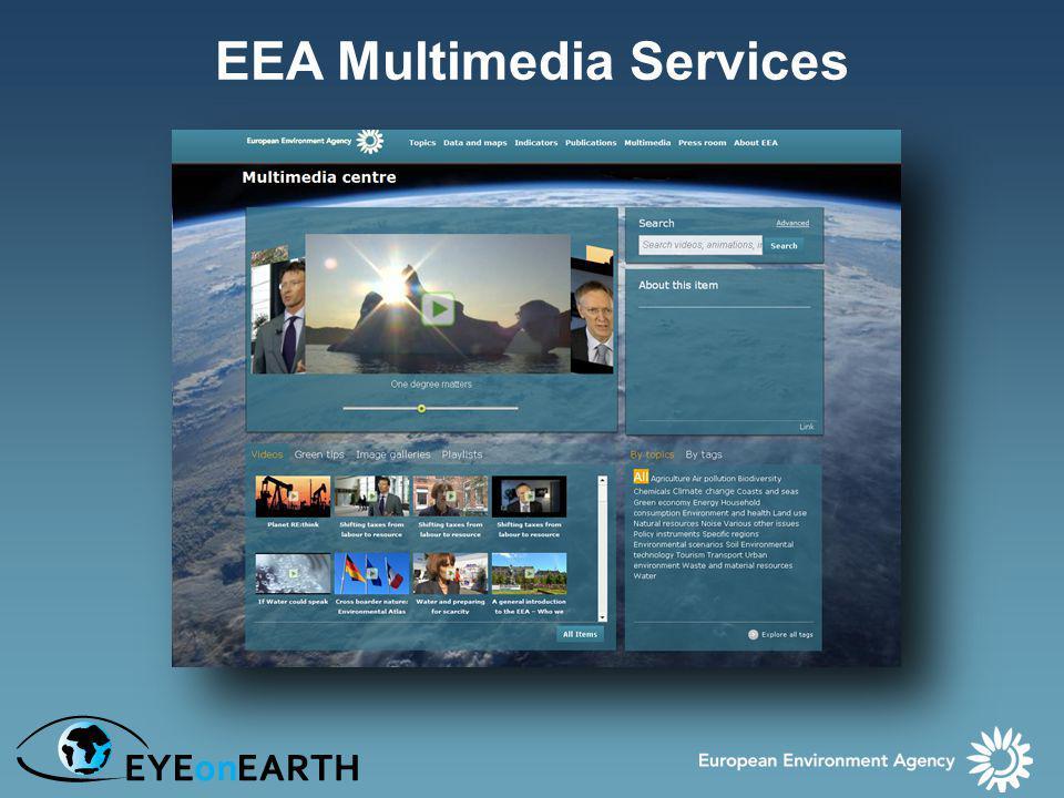 EEA Multimedia Services
