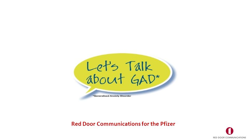 Red Door Communications for the Pfizer