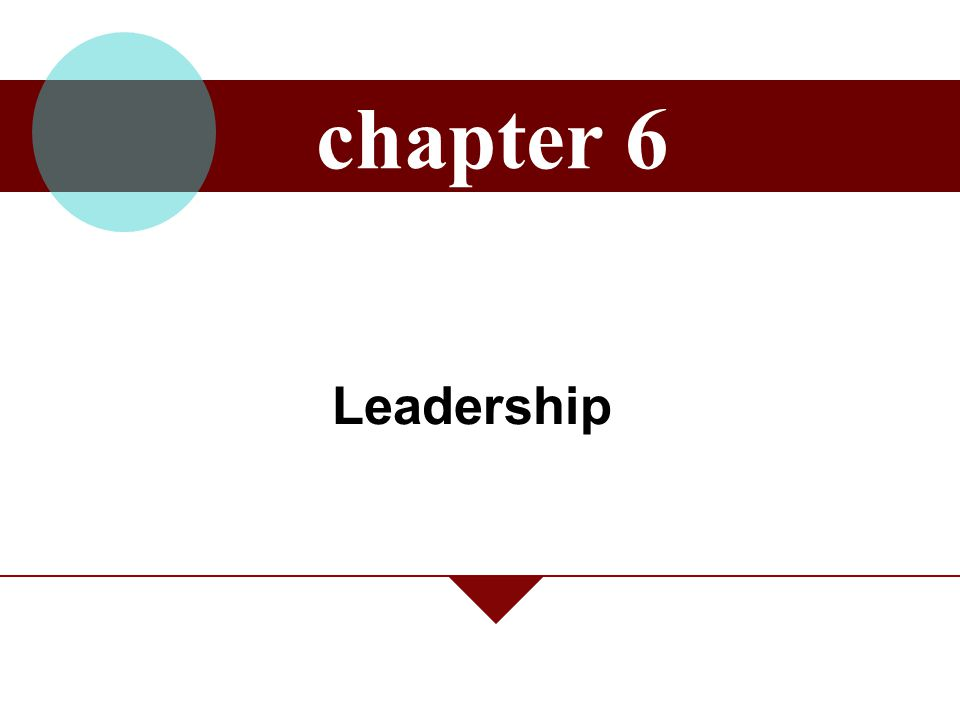 Contingency Models of Leadership Fiedler's Model: – Effective leadership is depending on both the characteristics of the leader and of the situation.
