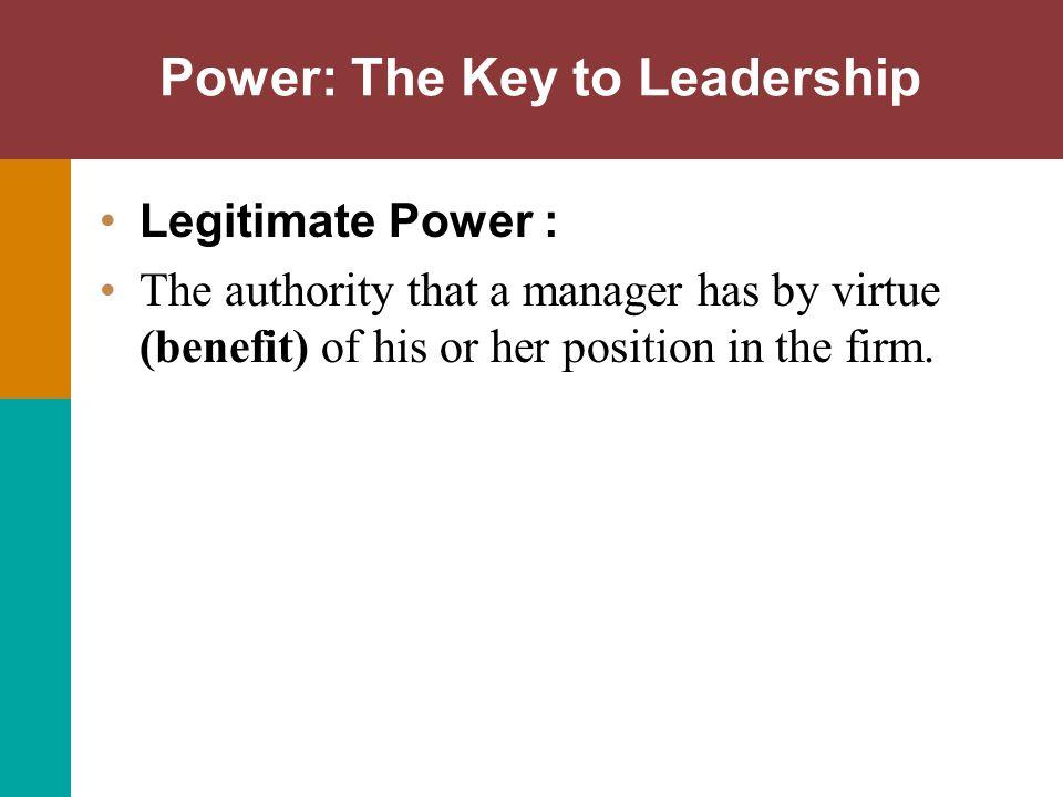 Leadership Models Behavioral Model: – 2.