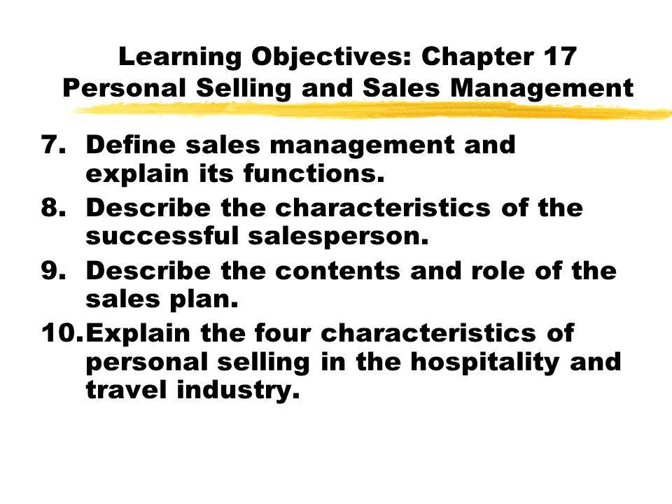 Definition of Personal Selling Personal selling involves oral conversations, either by telephone or face-to-face, between salespersons and prospective customers.
