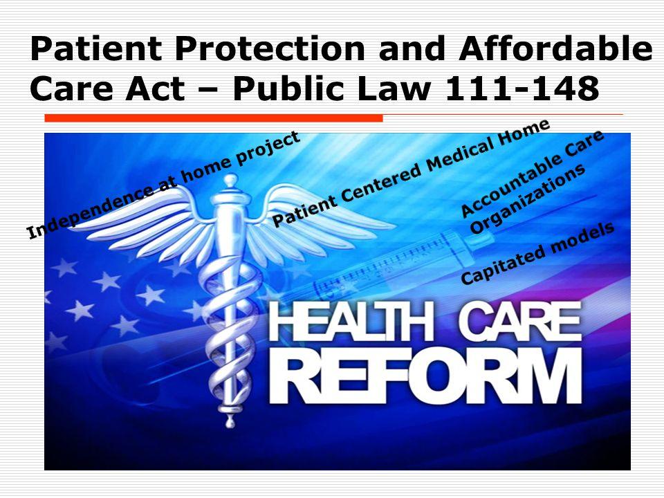 The Health Care Imperative Improve Outcomes /Quality Decrease Cost 44