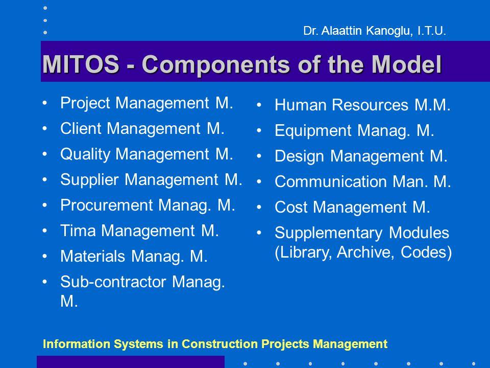 Dr.Alaattin Kanoglu, I.T.U.