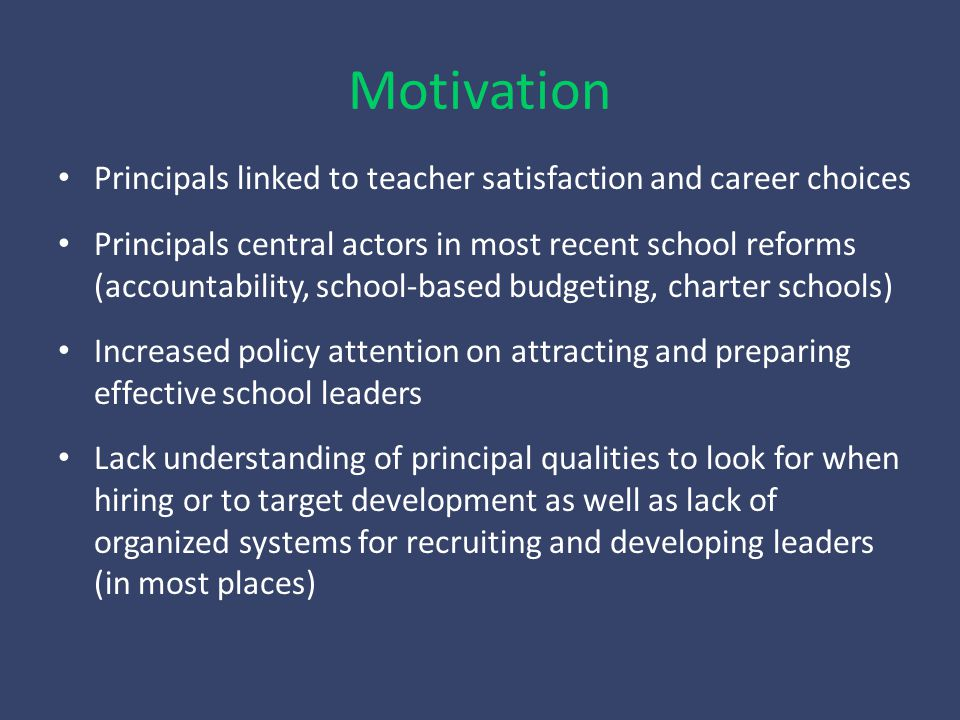 Development: Does value-added of teachers change more when in a school with a high value-added principal.