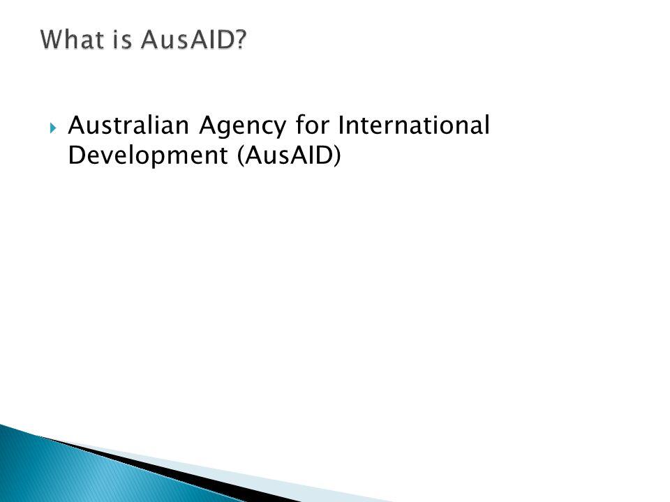 Australian Scholarships for Africa program 2010-15 AUSTRALIA AWARDS 2012 INTAKE