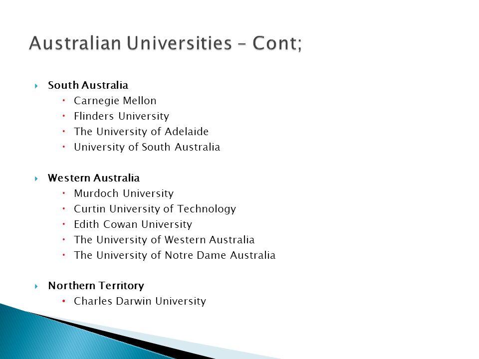  Victoria Swinburne University of Technology The University of Melbourne RMIT University Monash University La Trobe University Deakin University Aust