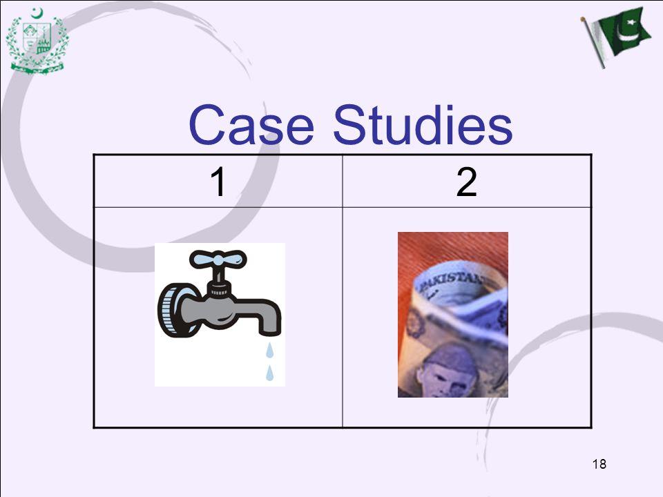 18 Case Studies 12