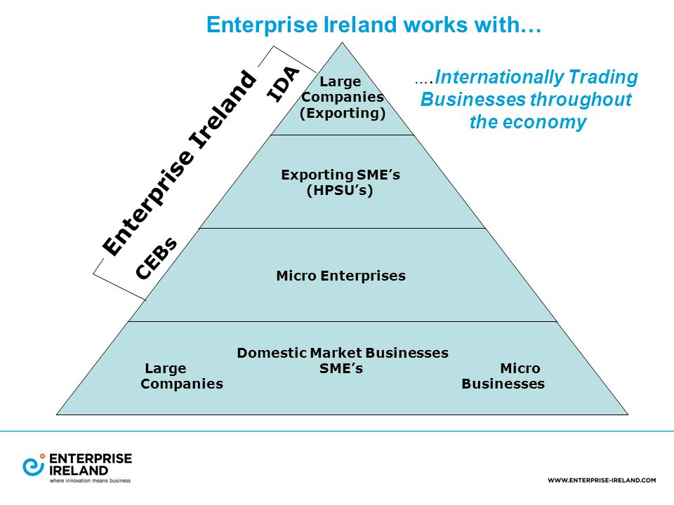 What is Enterprise Ireland's Corporate Governance/ Resourcing and Strategy