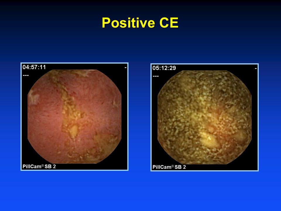 Positive CE