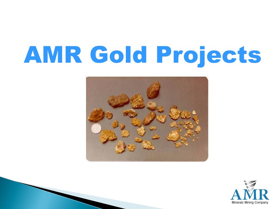 AMR Gold Projects