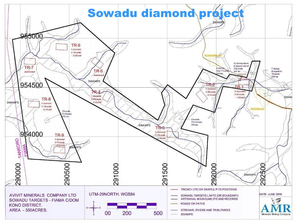 Sowadu diamond project