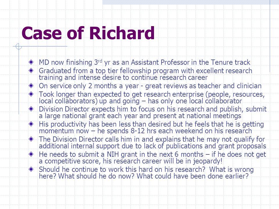 Academic Portfolio - In total - the Portfolio is Your Career!