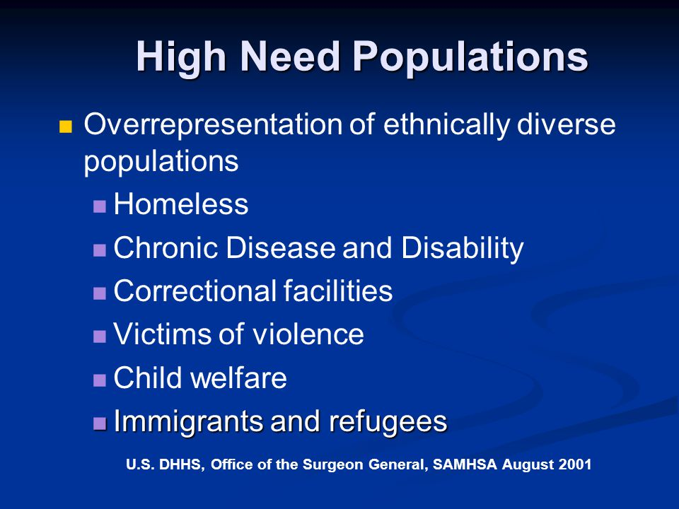 What Are Racial and Ethnic Health Disparities.