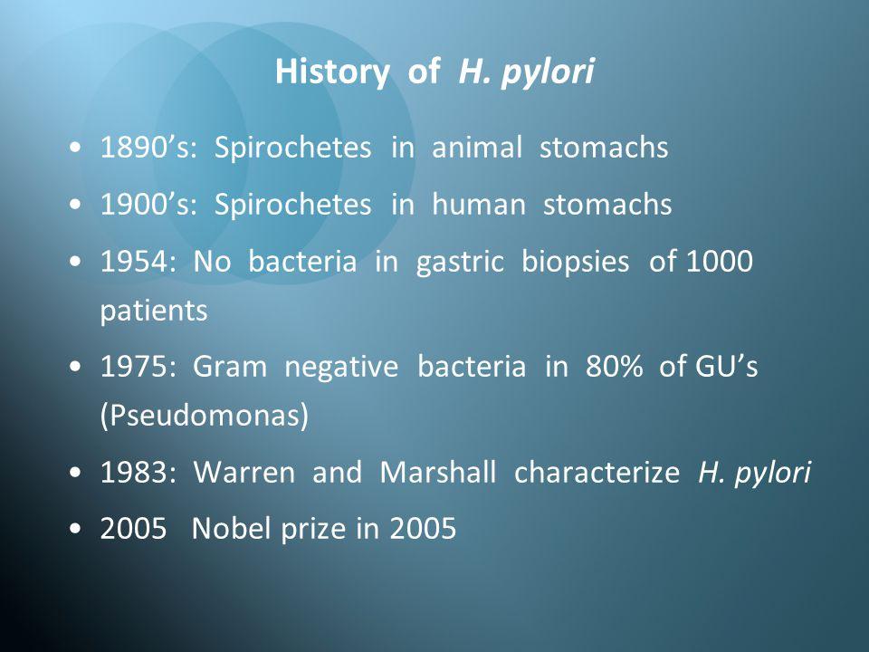 Case CV - H.pylori Eradication Therapy Greatest eradication rates with quadruple therapy.