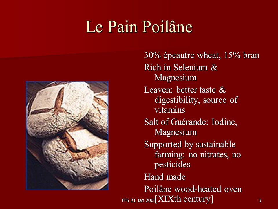 FFS 21 Jan 200514 Taste, Smell, Appetite & Immunity Schiffman SS, Graham BG.