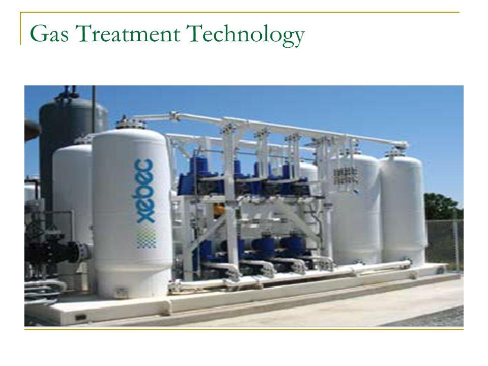 Gas Treatment Technology