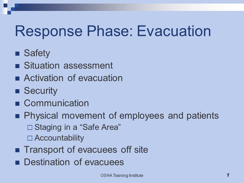 OSHA Training Institute28