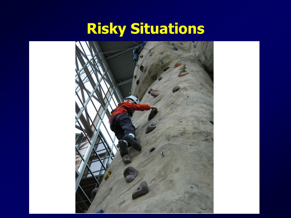 Risky Situations
