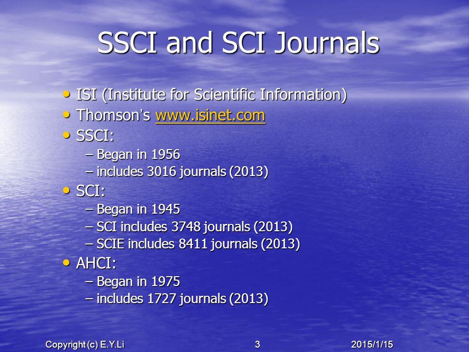 Copyright (c) E.Y.Li 642015/1/15 TQMJ/IJEB Review Criteria 1.