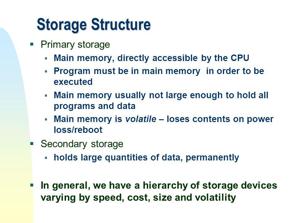 Example: VMware Architecture