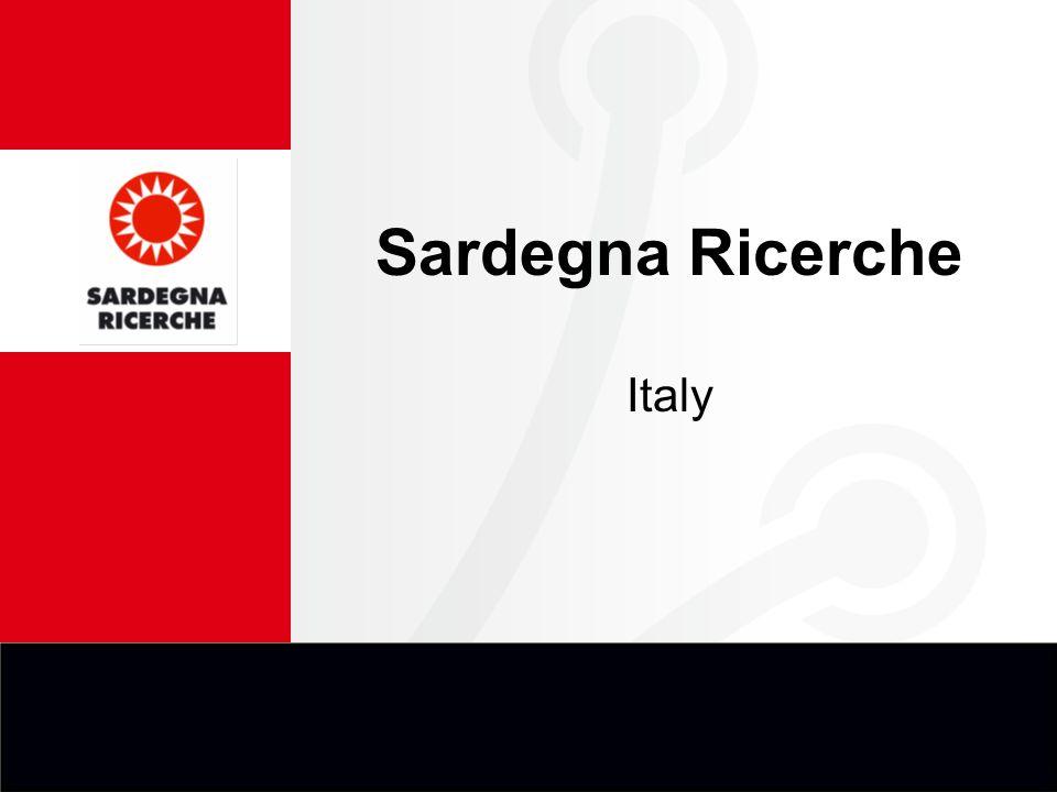 Sardegna Ricerche Italy