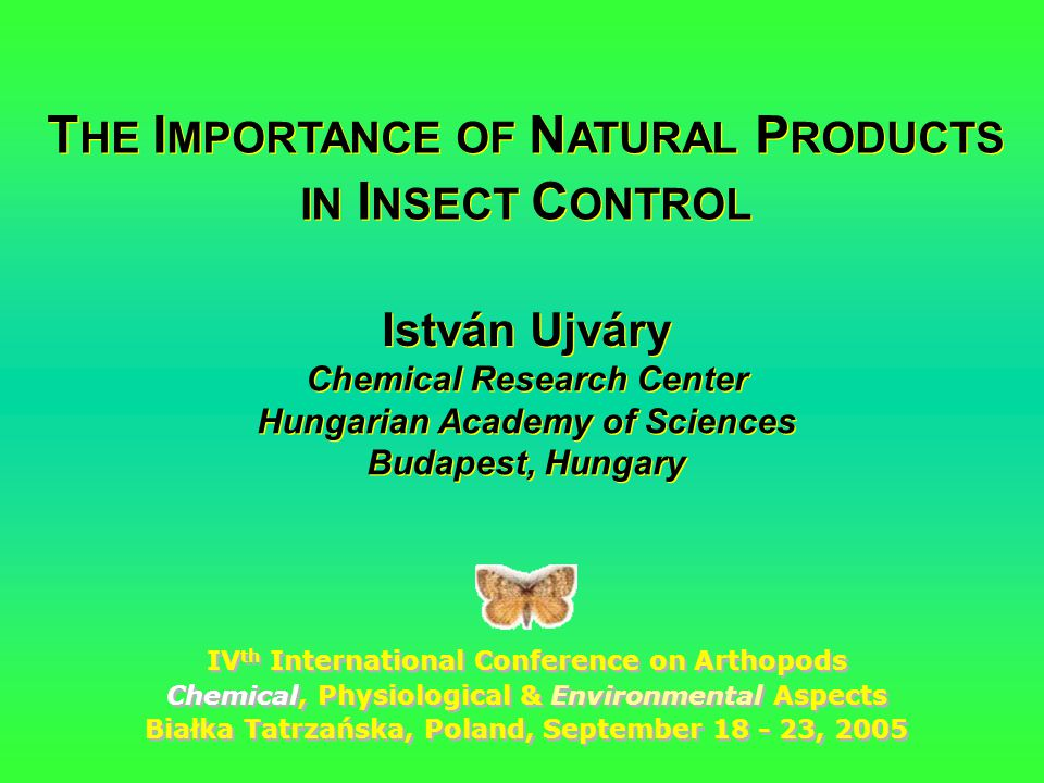 István Ujváry Chemical Research Center Hungarian Academy of Sciences Budapest, Hungary Chemical Research Center Hungarian Academy of Sciences Budapest