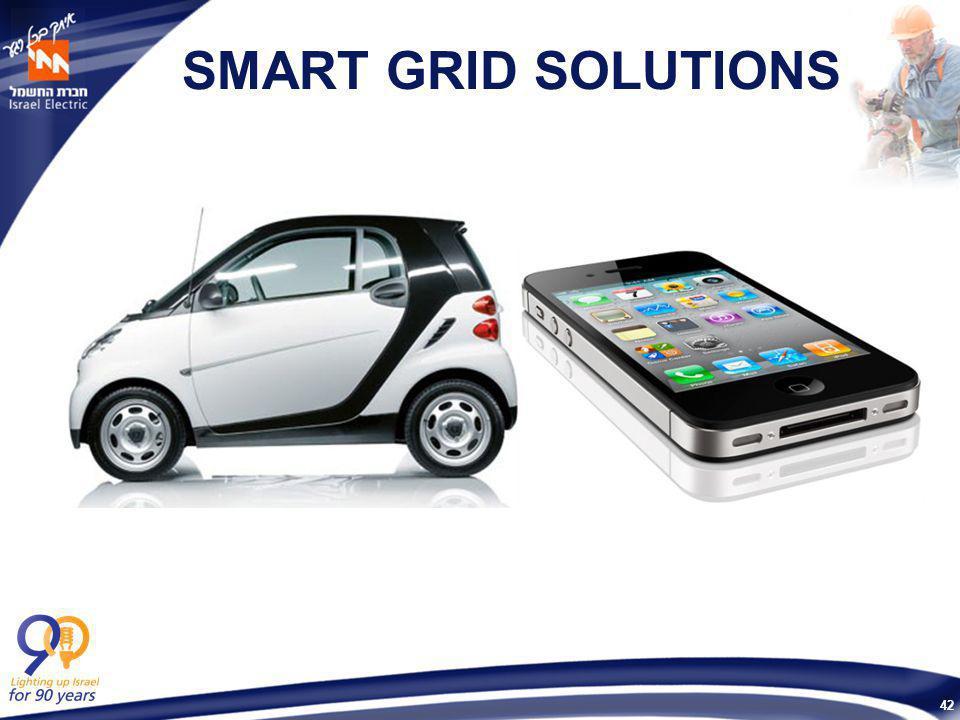 42 SMART GRID SOLUTIONS