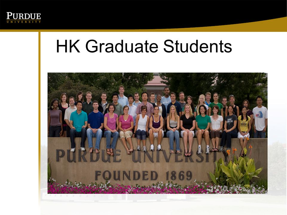 HK Graduate Students