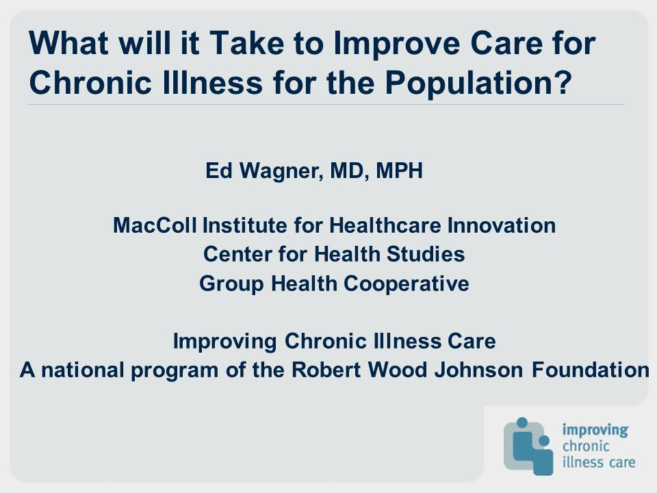 Step 1: Find the causes of inadequate care.