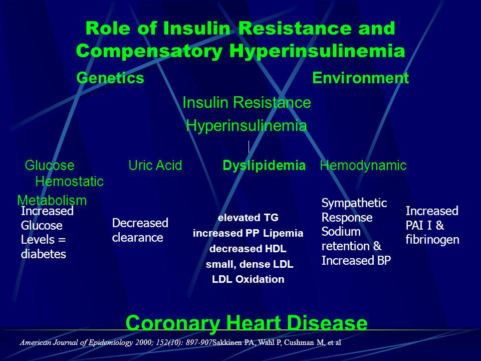 0 1 2 3 4 CVD * CHD † 012345 Mortality hazard ratio Number of Metabolic Syndrome Criteria * Adjusted for age, sex, race or ethnicity, education, smoking status, non–HDL-C, recreational/nonrecreational activity, white blood cell count, alcohol use, prevalent heart disease, and stroke † Similar adjustments except for prevalent stroke Ford ES.